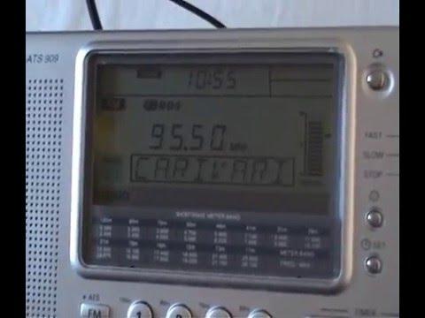 UKW Bandscan Unterschleißheim (87.5 - 108.0 MHz)