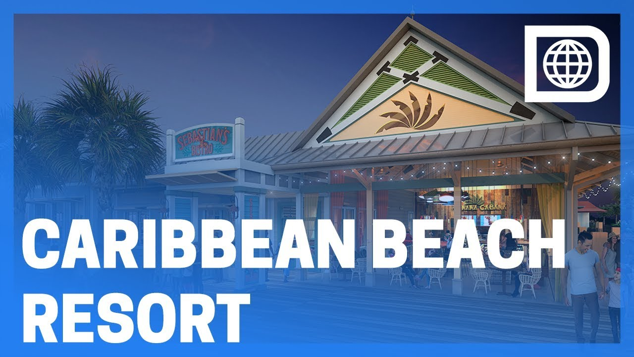 "cccb86db1 New ""Old Port Royale"" Tour - Disney s Caribbean Beach Resort"