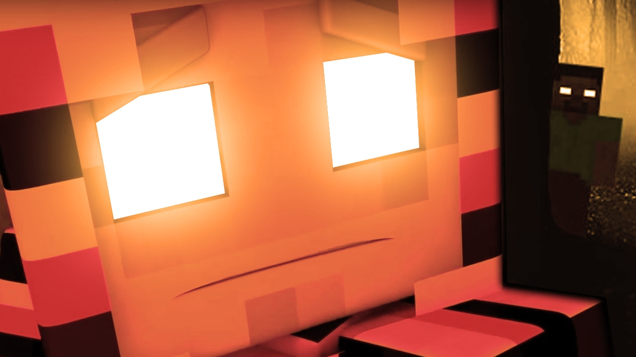 The Short INSANE Minecraft Fight in the WORLD! - Minecraft Animation