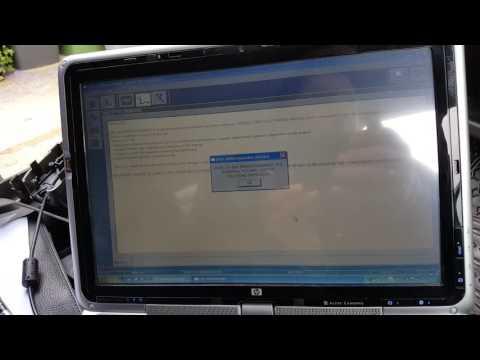 Renault Can Clip ECU reprogramming procedure.