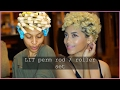 UPDATED PERM ROD / ROLLER SET 2017 | NEW EXCLUSIVE HAIR PRODUCTS + GIVEAWAY J MAYO