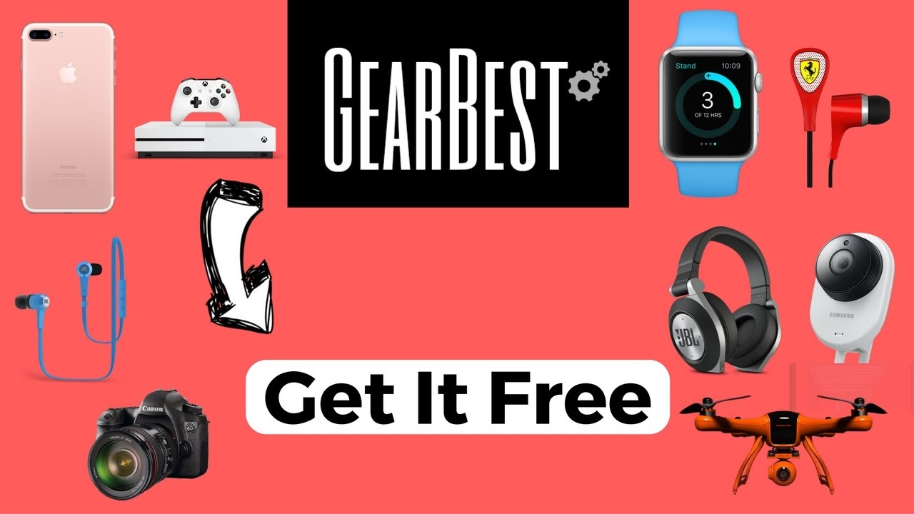 GEARBEST.COM | in telugu | get products free from this website