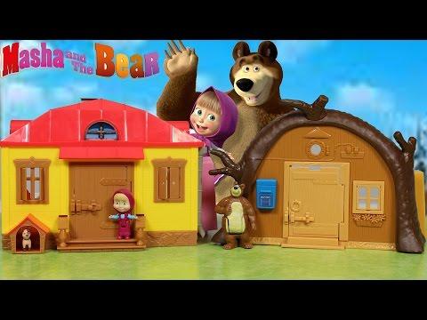 maşa ile koca ayı türkçe  maşa ile koca ayı çizgi film oyuncakları  evciliktv