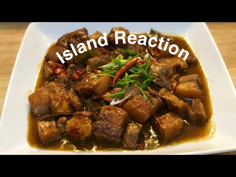 Perfect Delicious Pork Adobo (Humba) Filipino Favorites Dish