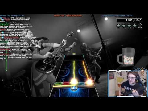 CRAZY TRAIN ~ Ozzy Osbourne ~ 100% FC!!!