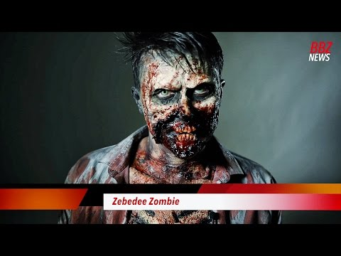 The BBZ News report - With Zebedee Zombie
