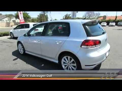 2014 Volkswagen Golf Live Garden Grove CA 17301