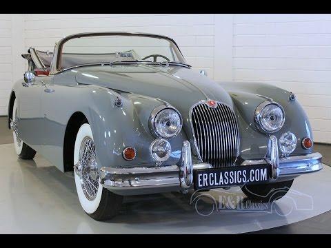Jaguar XK150 S DHC LHD 1959 - VIDEO - www.ERclassics.com