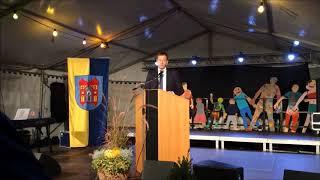 Michael Kretschmer bei der Eröffnung des 2. Ostritzer Friedensfest