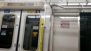 〜6極PMSM or 6極IM 試験車?〜東京メトロ07系 07-706号車 中野→神楽坂
