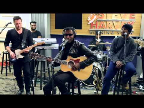 Babyface Performs 'Exceptional' Live on the Steve Harvey Morning Show