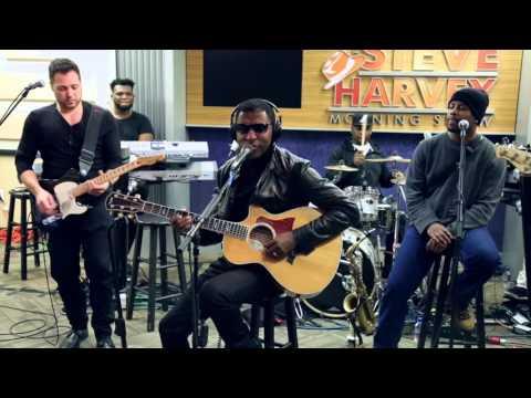 Babyface - Exceptional | Steve Harvey Morning Show