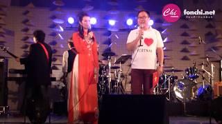 ベトナムフェスティバル2017の2日目。Love VietNam Showのグランドフィ...