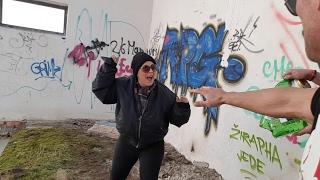 Psychopat-Pozor na bezdomovce!!!