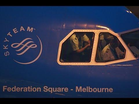 NEW | KLM | A330 300 |  Abu Dhabi to Amsterdam