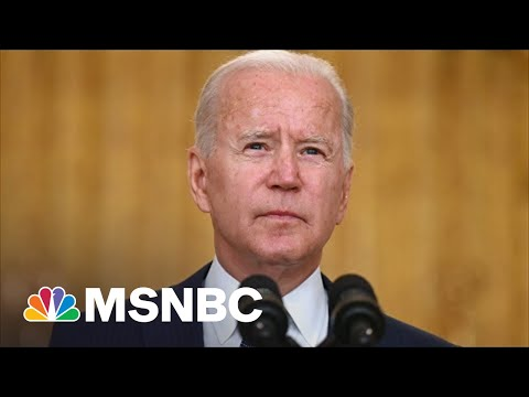 'We Will Hunt You Down And Make You Pay': Biden Responds To Kabul Attack