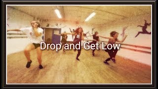 drop and get low choreography by emily golborn