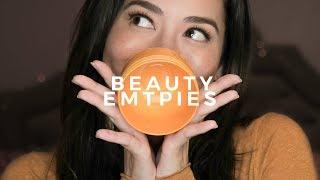 Beauty Empties | Nicole Andersson