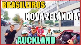 #34 Brasileiros em Auckland, Novo emprego, Nova Zelândia 2015