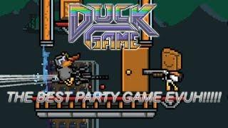 Duck Game is Sooooooo Much Funnnnnn!