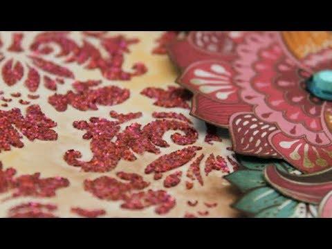Custom Glimmer Texture Paste
