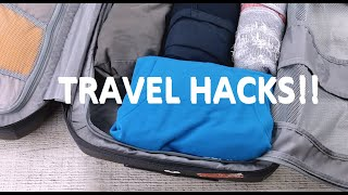 Travel Hacks That Will Help You Save Time And Money When You Fly