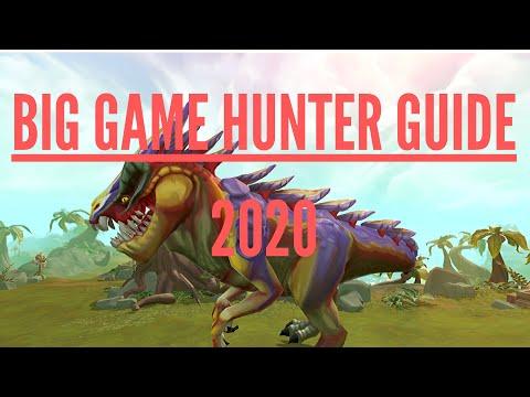 Big Game Hunter Guide 2020! [Runescape 3]