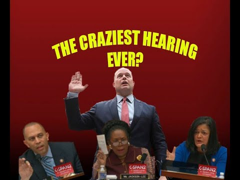 The Craziest Hearing Ever?!