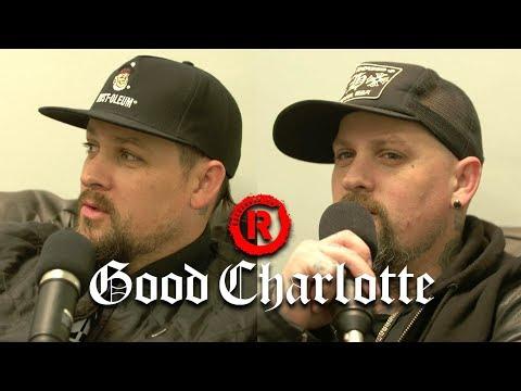 Good Charlotte's Joel & Benji Madden Talk New Album 'Generation Rx'