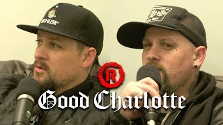 Good Charlotte's Joel & Benji Madden Talk New Album 'Generation Rx'
