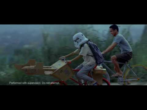 GLOBE 'PREPAID ROGUE ONE'MASK'FILM