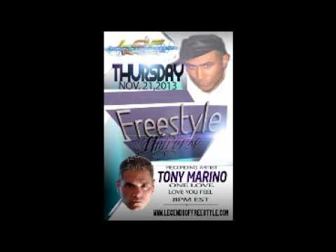 FREESTYLE UNIVERSE S3 E33 FT TONY MARINO