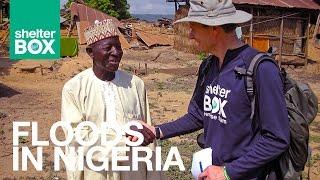 ShelterBox: Floods in Nigeria