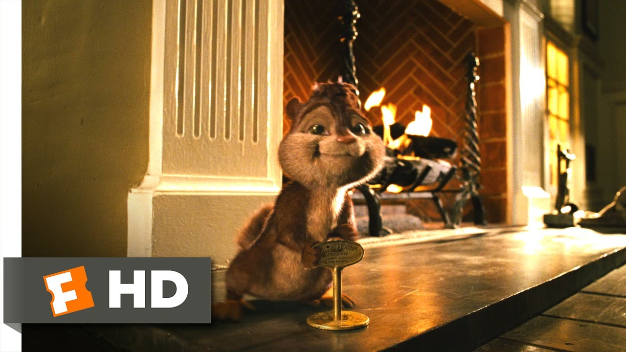 Alvin And The Chipmunks 2007 Bow Chicka Wow Wow Scene 4 5
