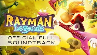 Rayman Legends OST - Lost in the Clouds (Track 10)