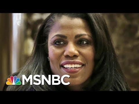 Omarosa Manigault Newman Says She Resigned From White House Position | Morning Joe | MSNBC