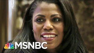 Omarosa Manigault Newman Says She Resigned From White House Position   Morning Joe   MSNBC