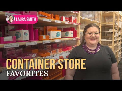 Container Store Favorites
