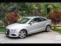 Audi A3 1.2 TFSI 2018 (110 hp) - Prueba de manejo