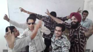 Bhangra in ggnimt classes
