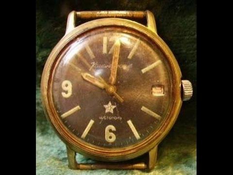 Прикольные картинки Часы родом из СССР