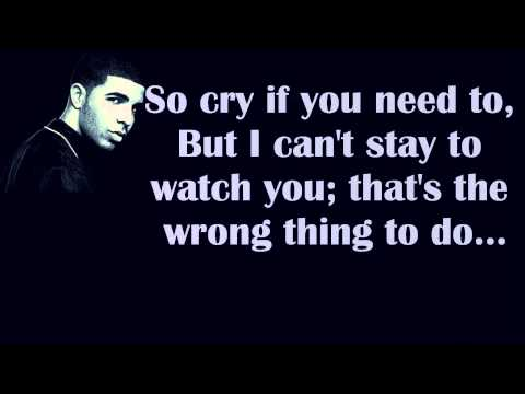 Drake - Doing It Wrong Official Lyrics
