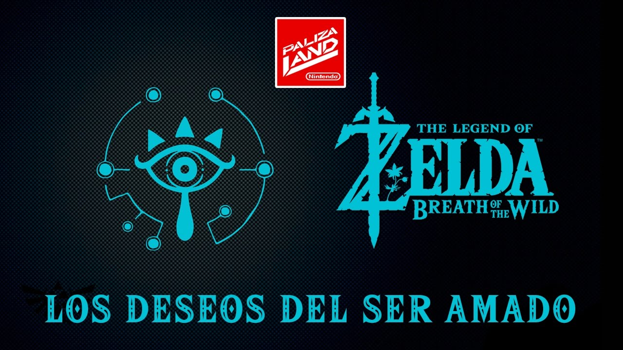 The Legend of Zelda: Breath of the Wild - Sidequests/ Los Deseos ...