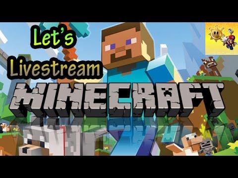 LIVESTREAM - Minecraft PC