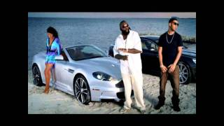 Rick Ross ft Drake & Chrisette Michele - Aston Martin Music (Extended) Lyrics in description
