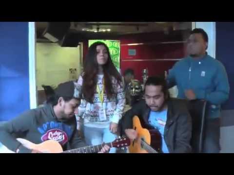 zizan ft kaka-bawaku pergi(akustik) bersama johara