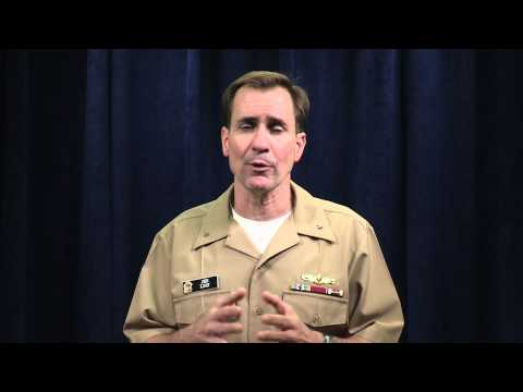 Navy Chief of Information Talks Navy Working Uniforms
