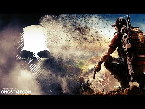 Ghost Recon Wildlands Cinematic Gameplay (PS4 Pro)