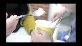 Ga Ga over Ga Ga Sherbet Ice Cream