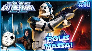 Polis Massa! -Star Wars Battlefront 2 #10 - Lets Play HD deutsch Tombie